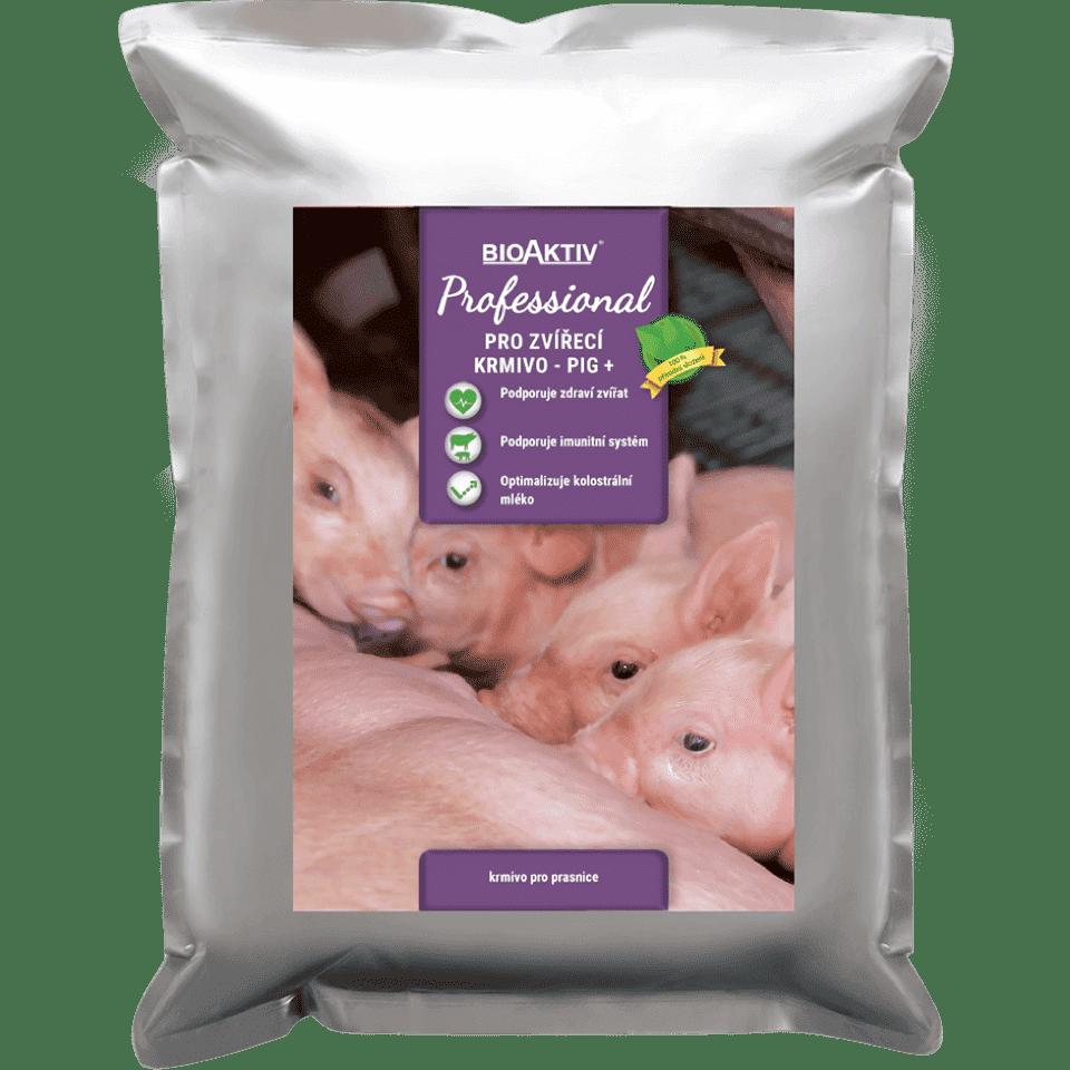 BioAktiv pro zvířecí krmivo Pig+ - foto