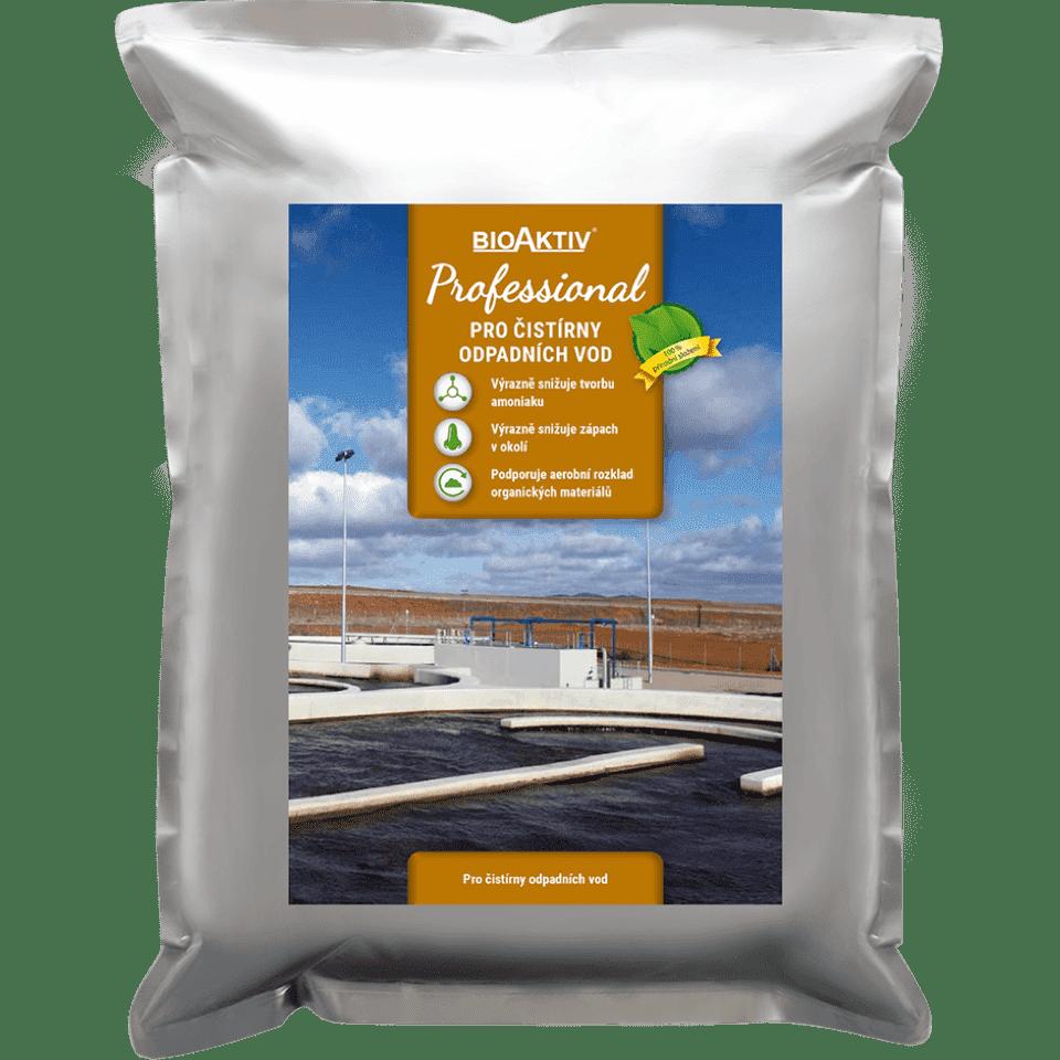 BioAktiv pro čistírny odpadních vod - foto