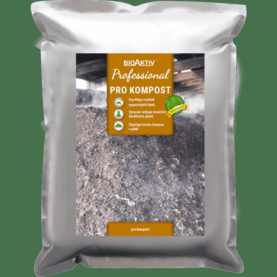 BioAktiv pro kompost - foto