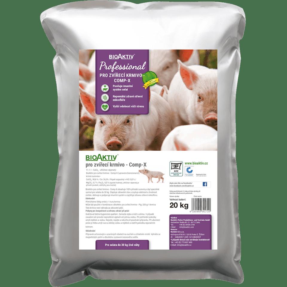 BioAktiv pro zvířecí krmivo Comp-X - foto