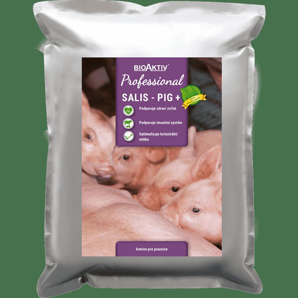 BioAktiv Salis Pig+ - foto