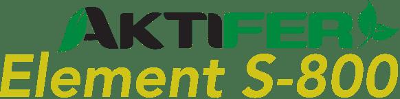 Aktifer Element<br/>S-800 - logo